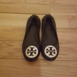 Tory Burch Ballet Flats size 4 1/2